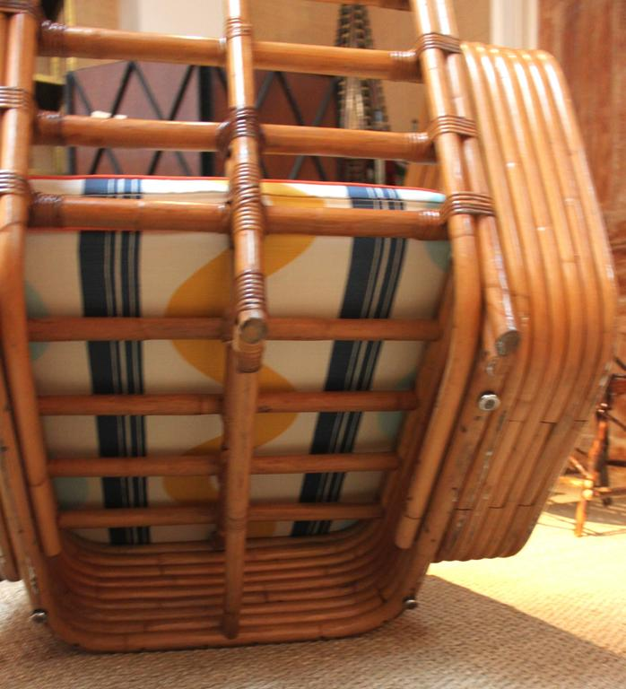 Rattan Full Living Room Set For Sale At 1stdibs