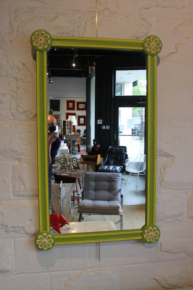 Pop Art Modern Vintage Drexel Mirror 8