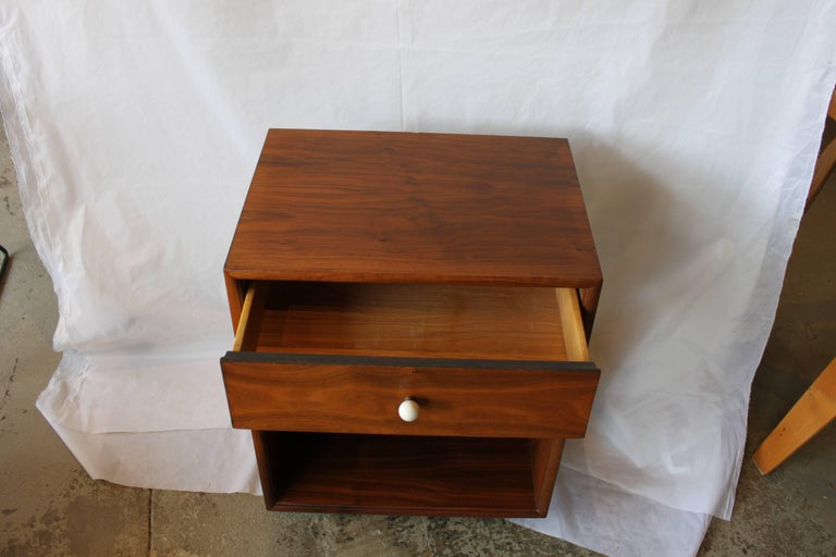 Kipp Stewart Walnut Nightstand 5