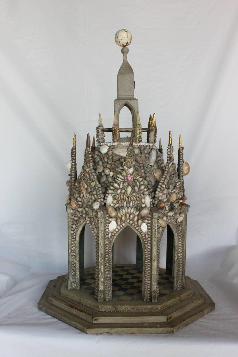 Victorian Sea Shell Pavilion 2