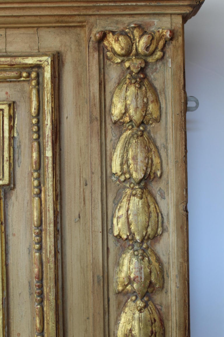 French 19th Century Trumeau Mirror For Sale 2