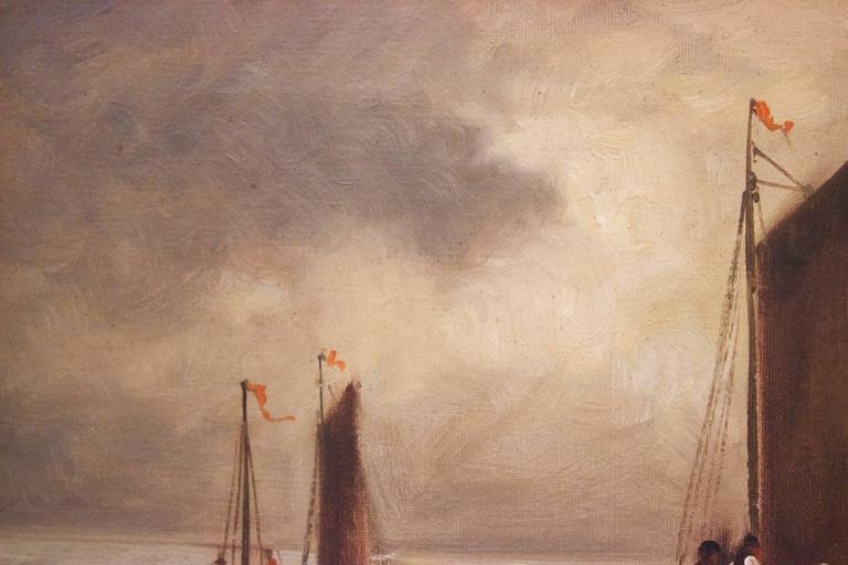 Other 19th Century Dutch Oil Painting