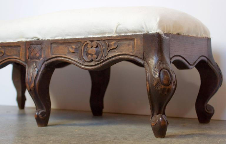Louis XV Style Footstool 3