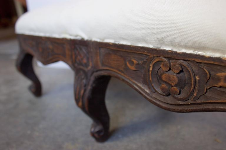 Louis XV Style Footstool 4