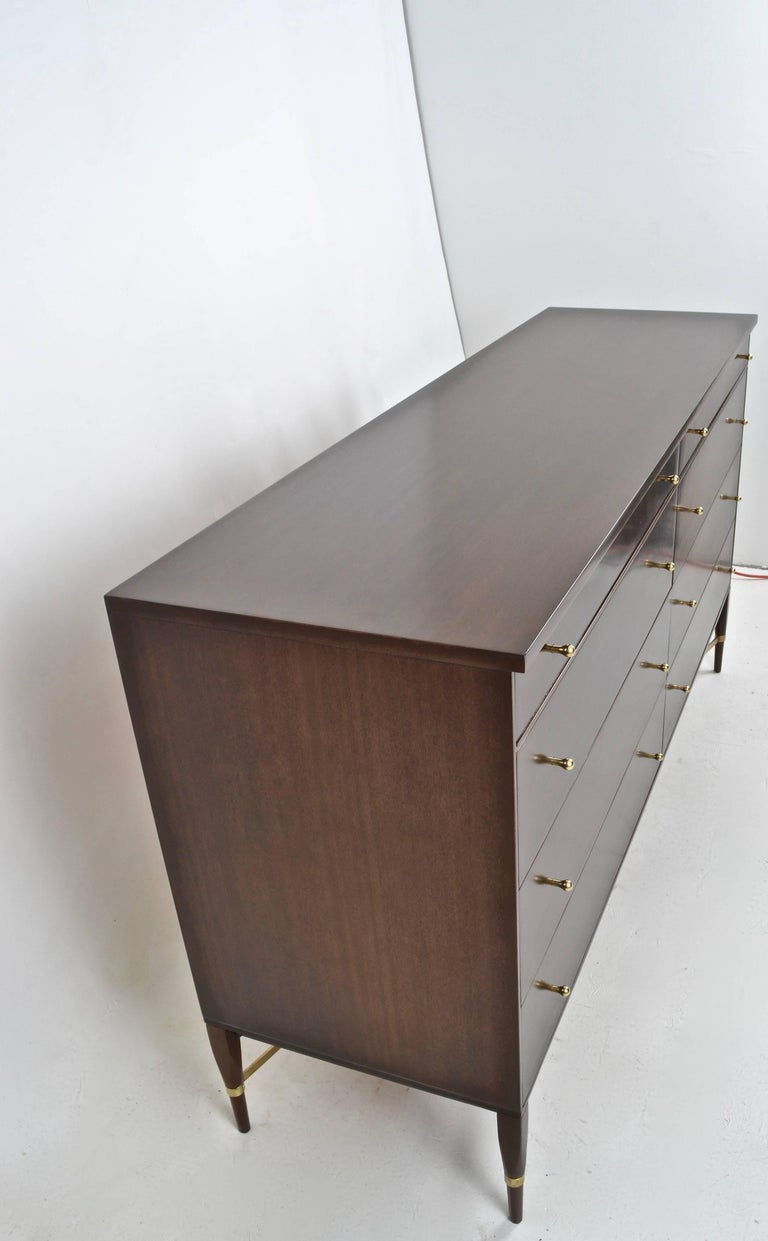 American Paul McCobb for Calvin Group Double Dresser, USA, 1950s For Sale
