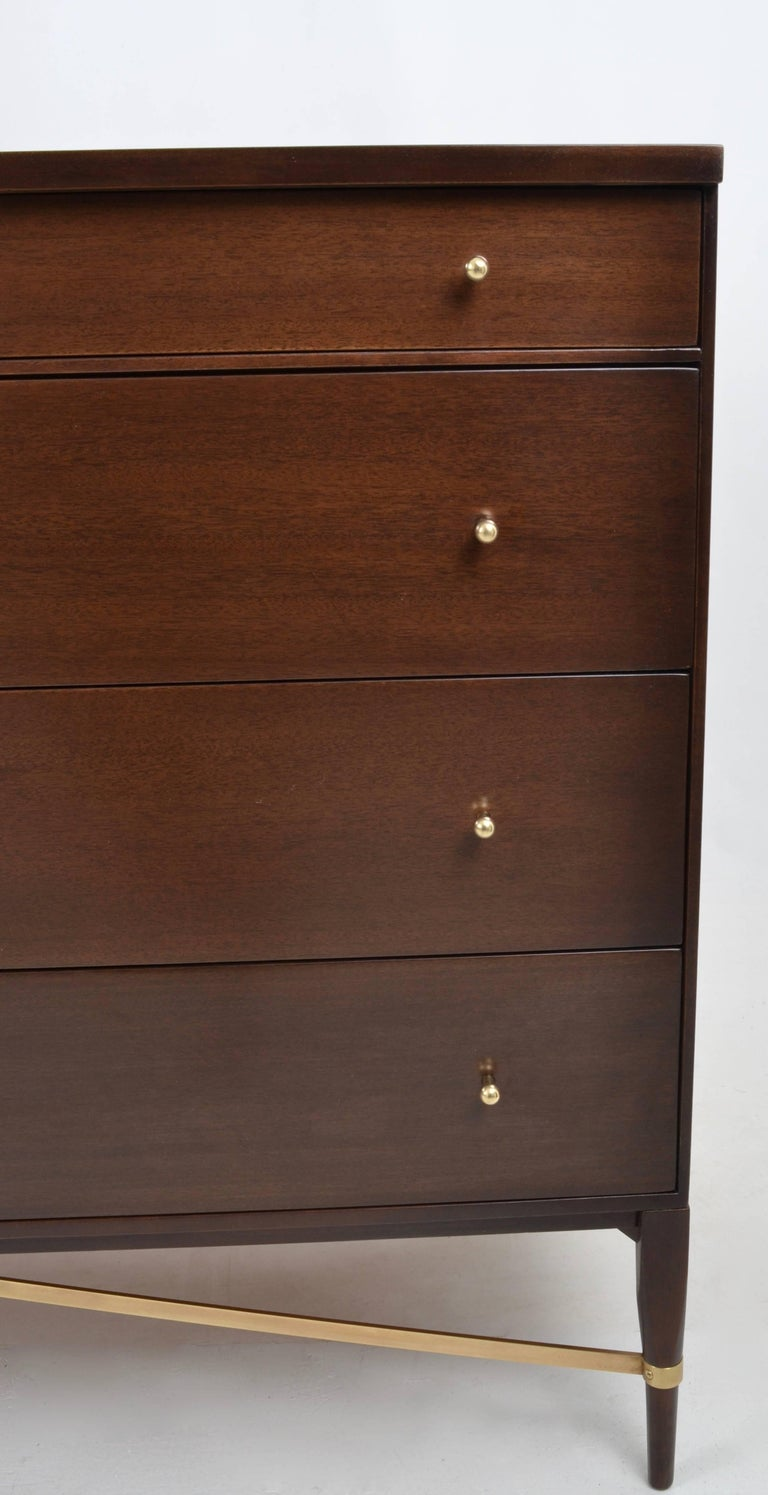Paul McCobb for Calvin Group Double Dresser, USA, 1950s In Excellent Condition For Sale In Stamford, CT