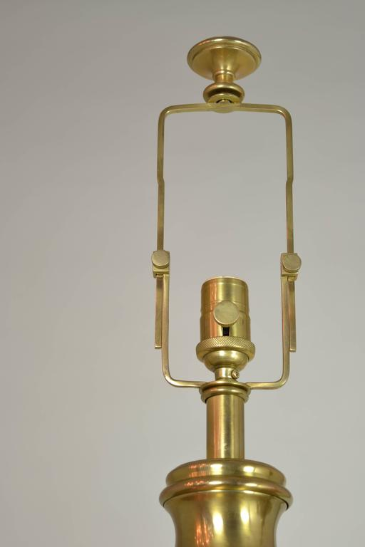 Ralph Lauren Brass Urn Lamps At 1stdibs
