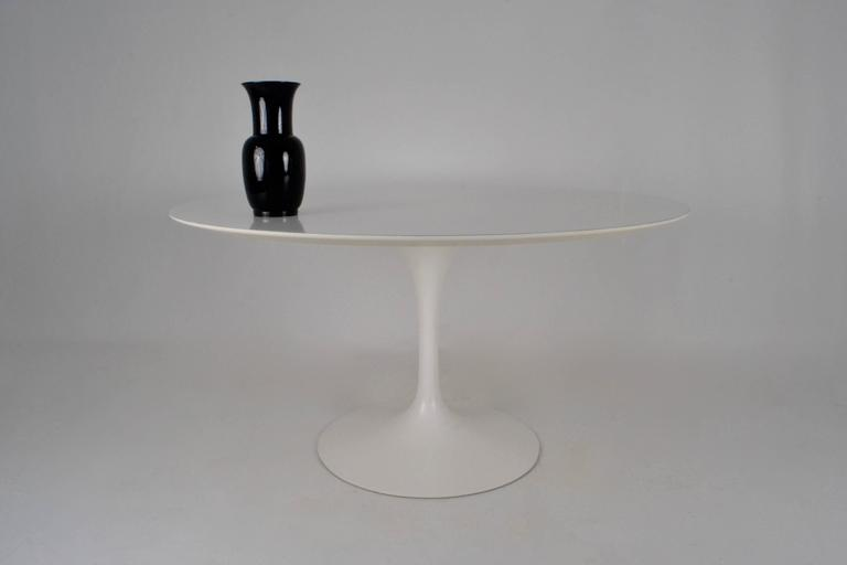 Mid-Century Modern Early Saarinen for Knoll Tulip Table, USA, 1960s For Sale