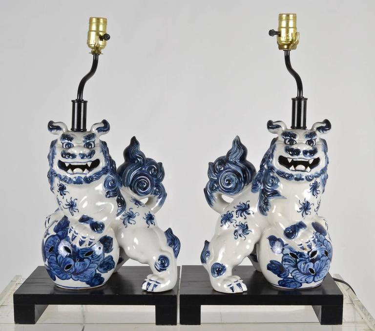 Foo Dog Lamps Sale