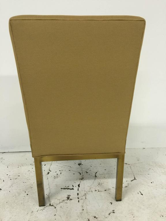 Patinated Set of Four Stendig Dining Chairs For Sale