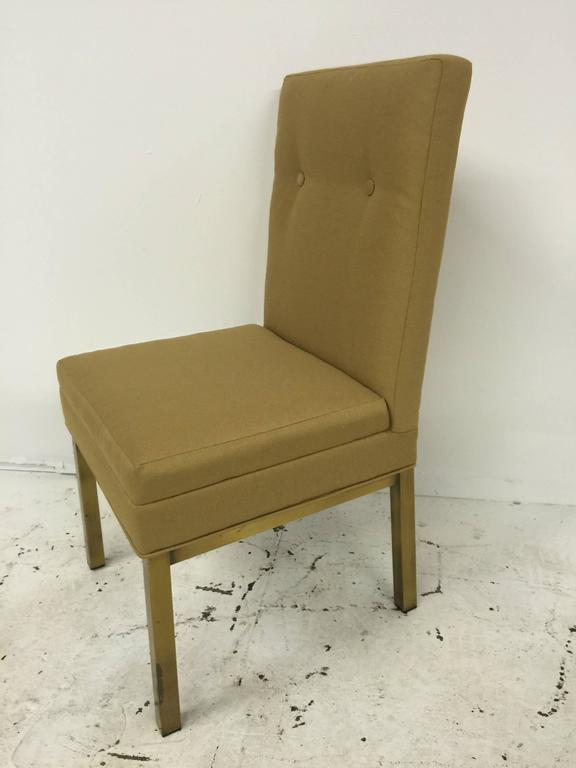 American Set of Four Stendig Dining Chairs For Sale