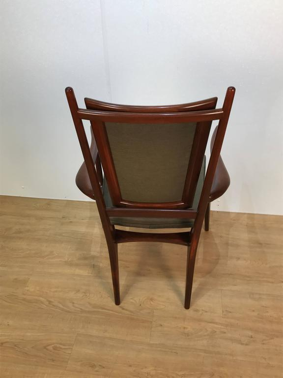 American Four Vladimir Kagan Dining Chairs For Sale