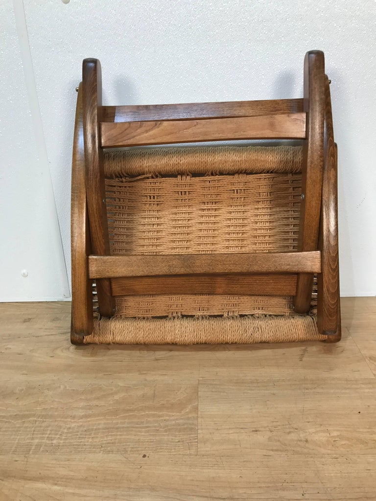 Lounge Chair and Ottoman 1