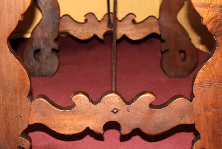 18th Century Tuscan Walnut Desk 4