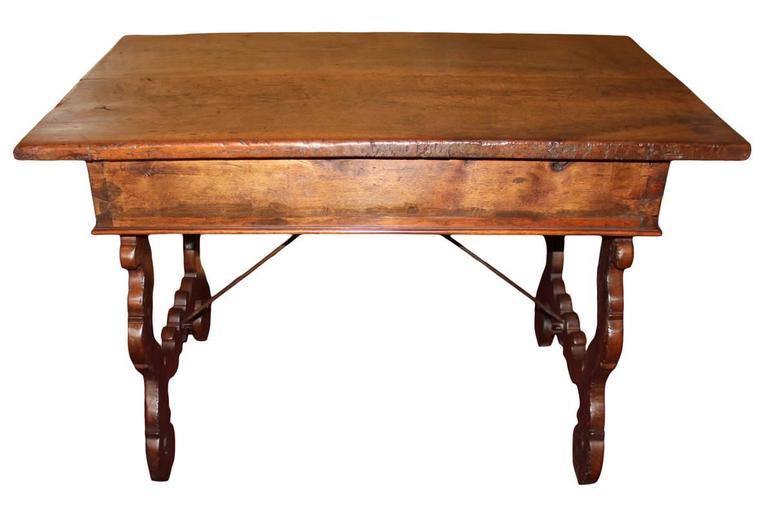 18th Century Tuscan Walnut Desk 2