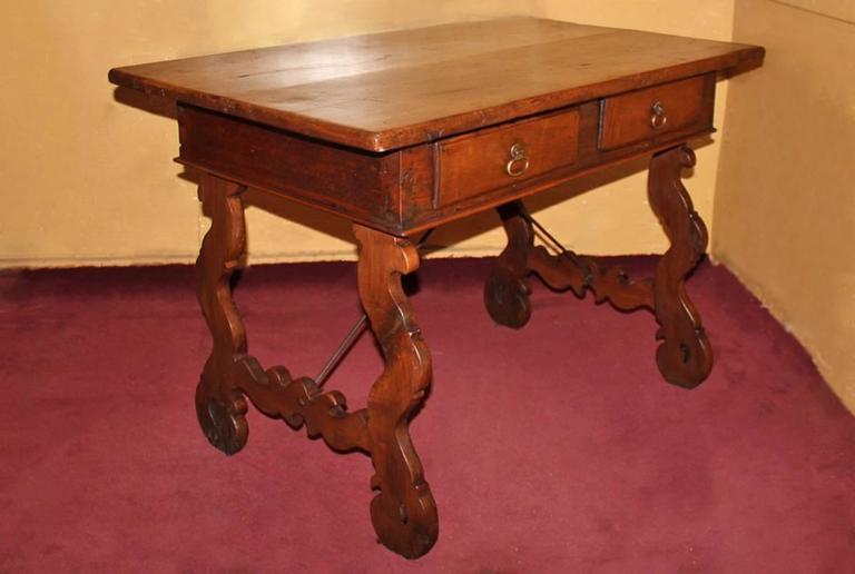 18th Century Tuscan Walnut Desk 3