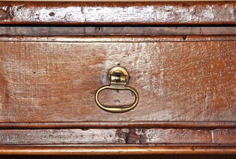 18th Century Tuscan Walnut Desk 6
