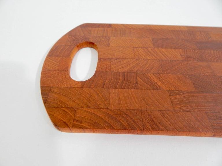 Scandinavian Modern Jens Quistgaard JHQ for Dansk Teak Tray, Denmark For Sale