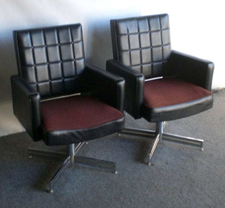 office chair vintage vintage modern office chair by nightingale single 2