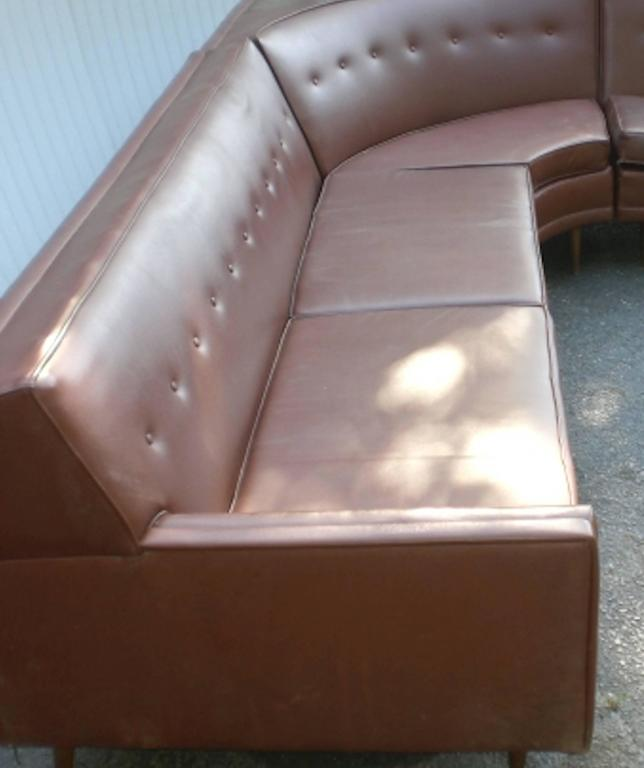 Mid-Century Sectional Sofa 2