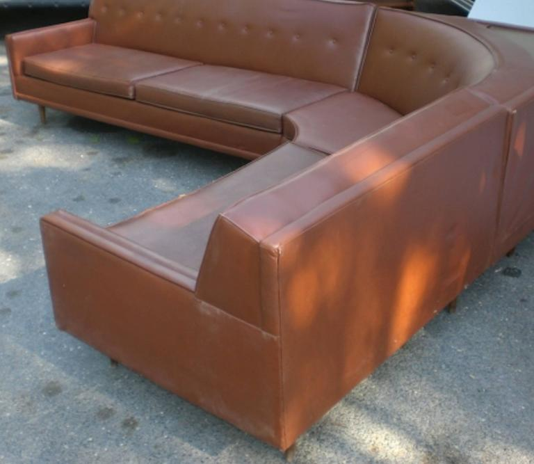 Mid-Century Sectional Sofa 3