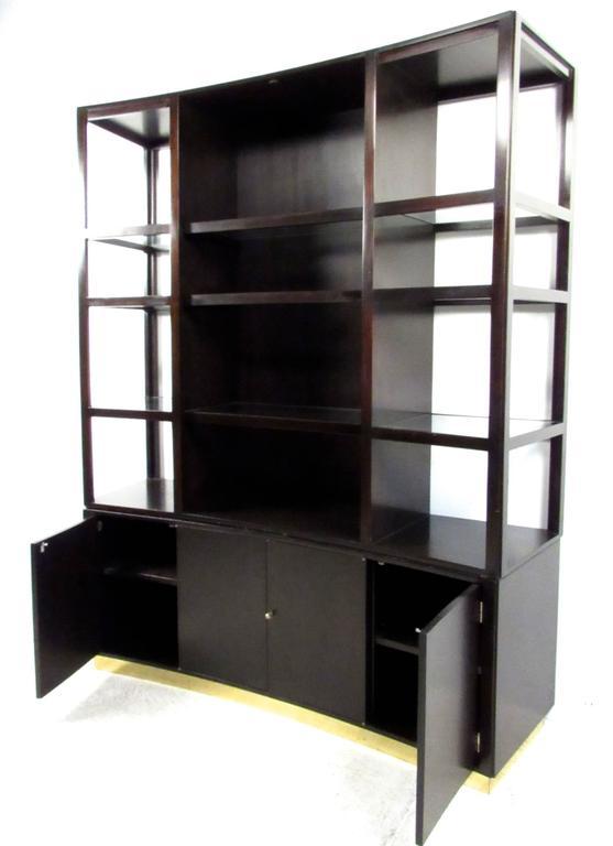 American Mid-Century Modern Sideboard by Dunbar For Sale