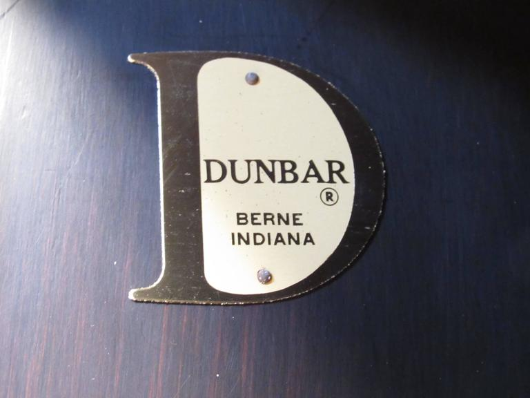 Mid-Century Modern Sideboard by Dunbar For Sale 2