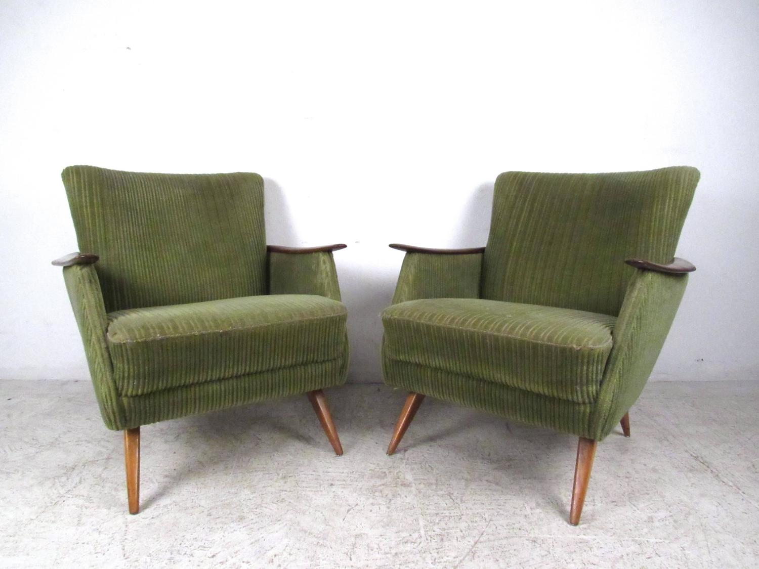 Unique Mid Century Modern Danish Lounge Chairs For Sale At 1stdibs