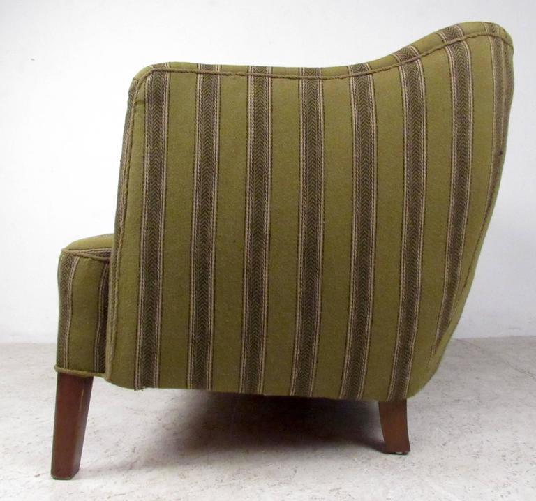 Scandinavian Modern Two Seat Sofa For Sale 1