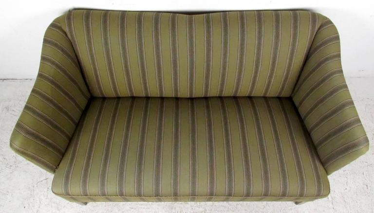 Scandinavian Modern Two Seat Sofa For Sale 2
