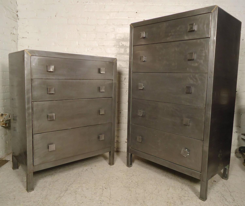 Vintage Simmons Dresser Refinished For Sale at 1stdibs