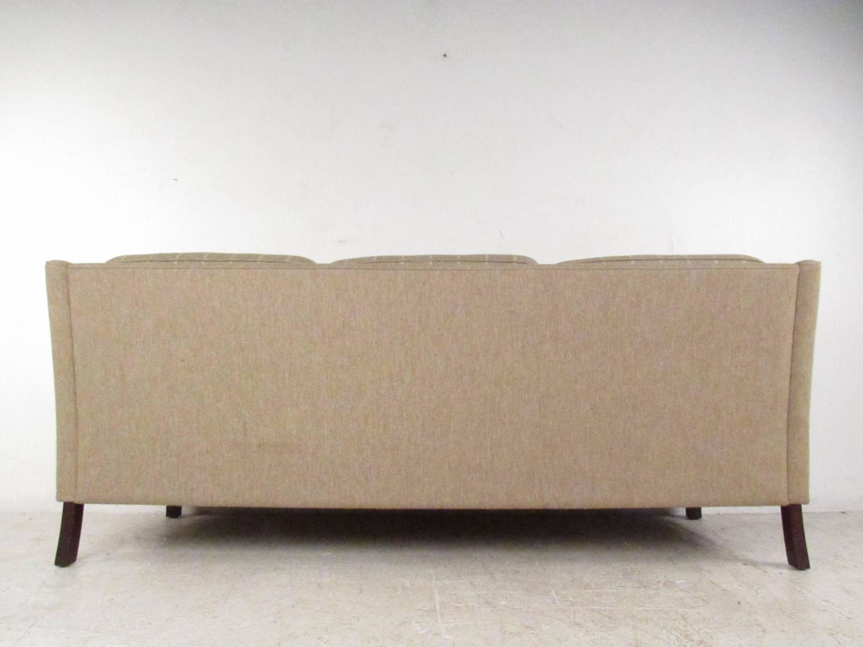 Vintage Danish Modern Sofa 99