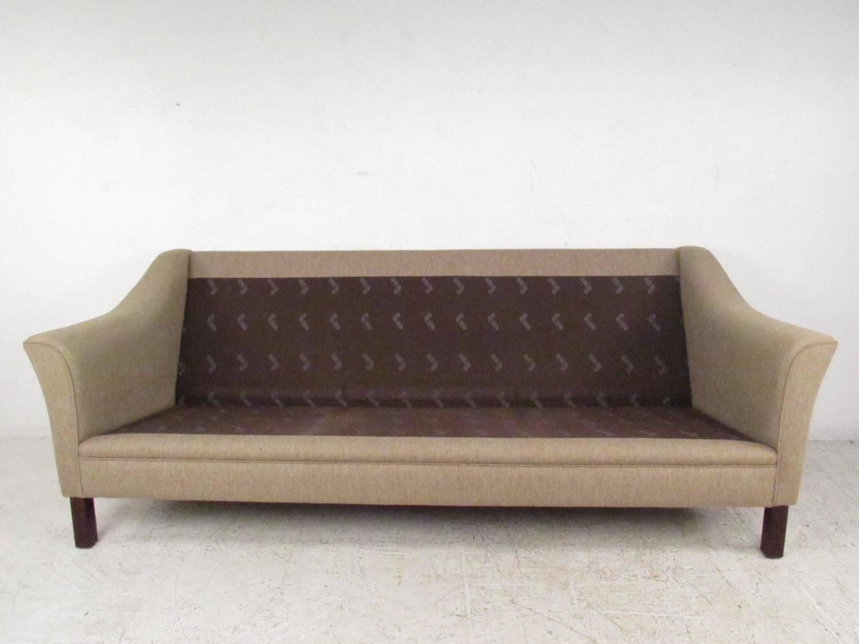 Vintage Danish Modern Sofa 57