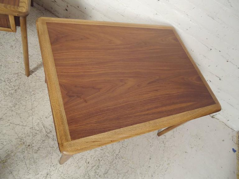 Mid-Century End Tables by Lane For Sale 2