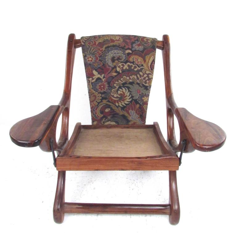 Astonishing Mid Century Don Shoemaker Accent Chair Camellatalisay Diy Chair Ideas Camellatalisaycom