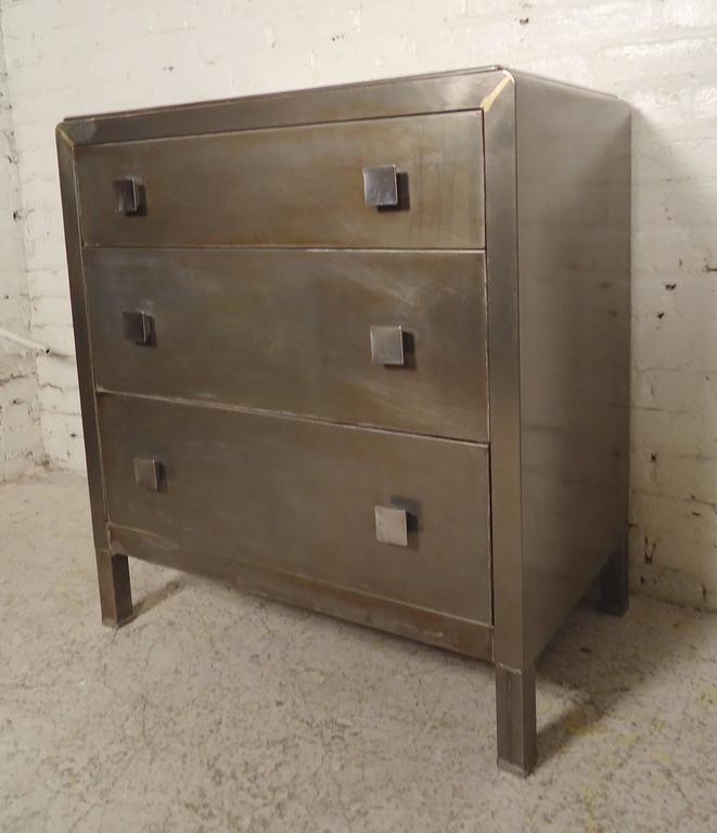 simmons modern furniture metal side table 2. metal dresser by simmons furniture 2 modern side table o