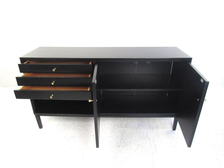 Paul McCobb Double Sided Credenza Vintage Winchendon