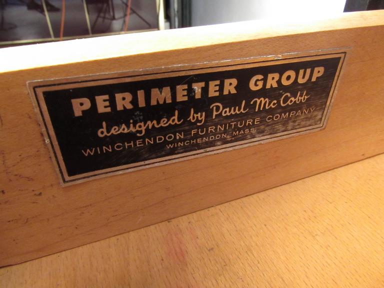 Mid-20th Century Paul McCobb Credenza by Winchendon Perimeter Group For Sale