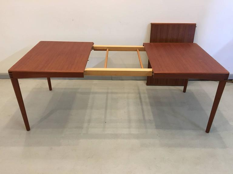 klein danish dining set for sale at 1stdibs
