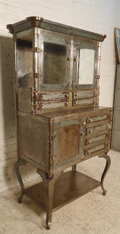 Outstanding Antique Dental Cabinet At 1stdibs