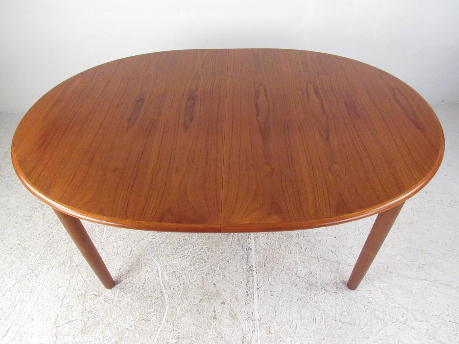 Mid Century Modern Danish Teak Dining Set with Model 80 N  : IMG0520z from www.1stdibs.com size 1500 x 1125 jpeg 160kB