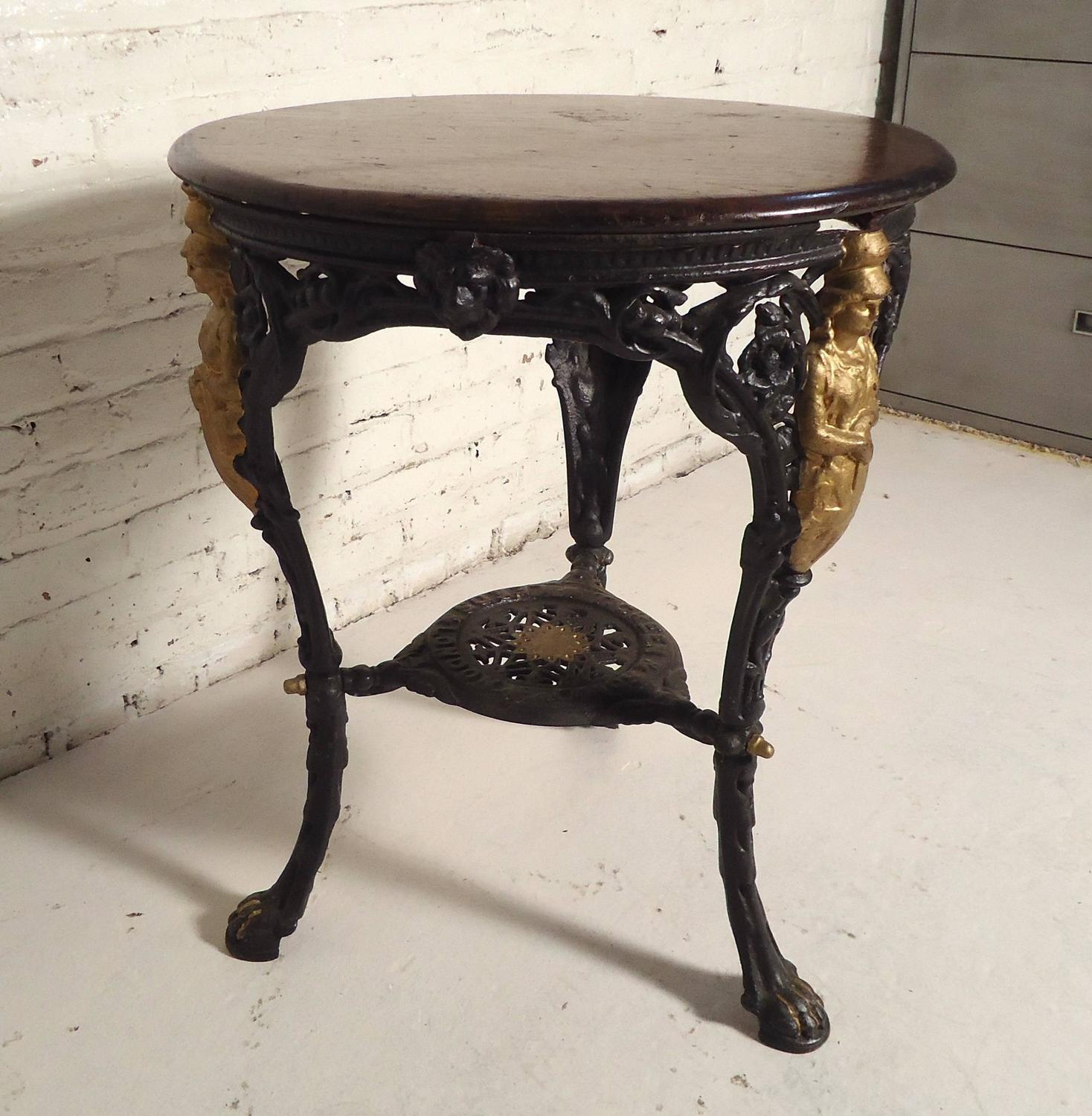 Bar Table And Chairs For Sale: Antique English Pub Table For Sale At 1stdibs