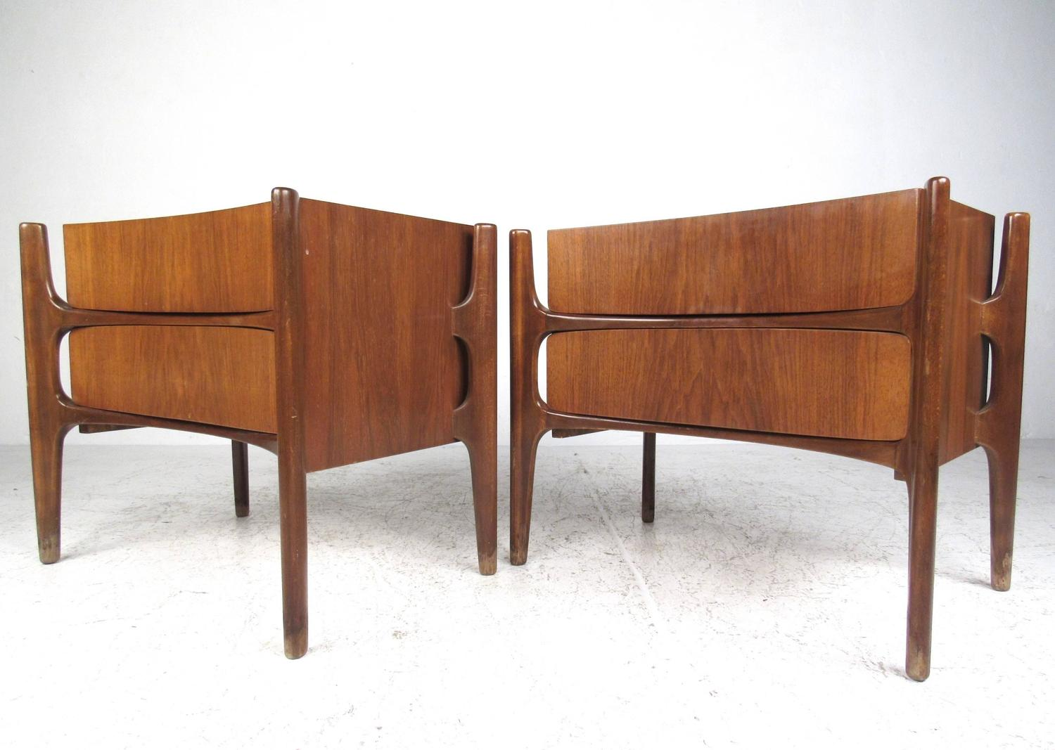 mid century modern bedroom set by edmond j spence for sale at 1stdibs