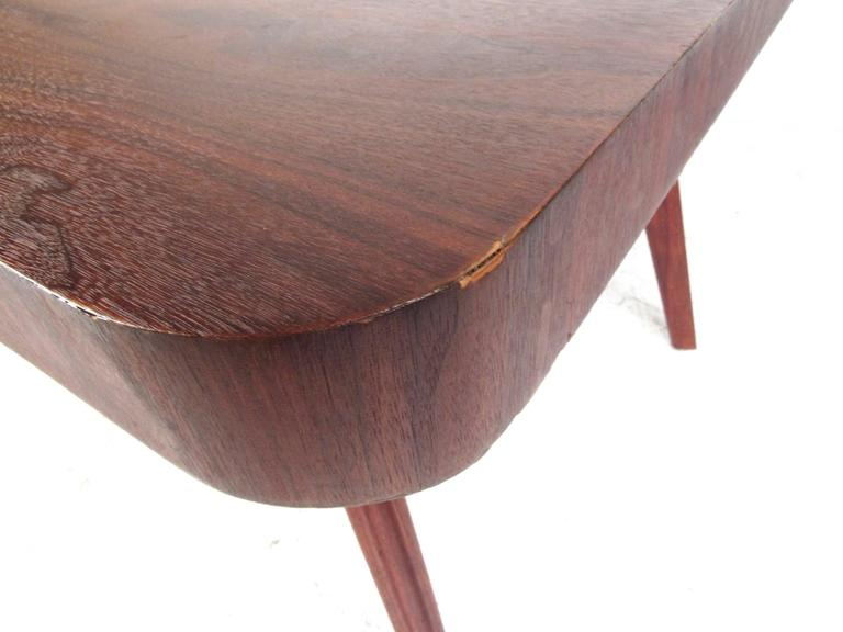Mid-Century Six Chair Dining Set For Sale 1