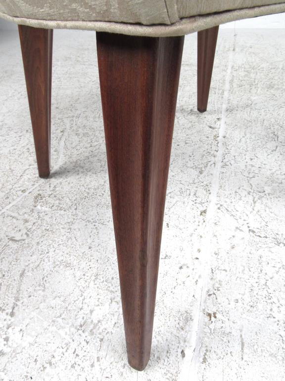 Mid-Century Six Chair Dining Set For Sale 2