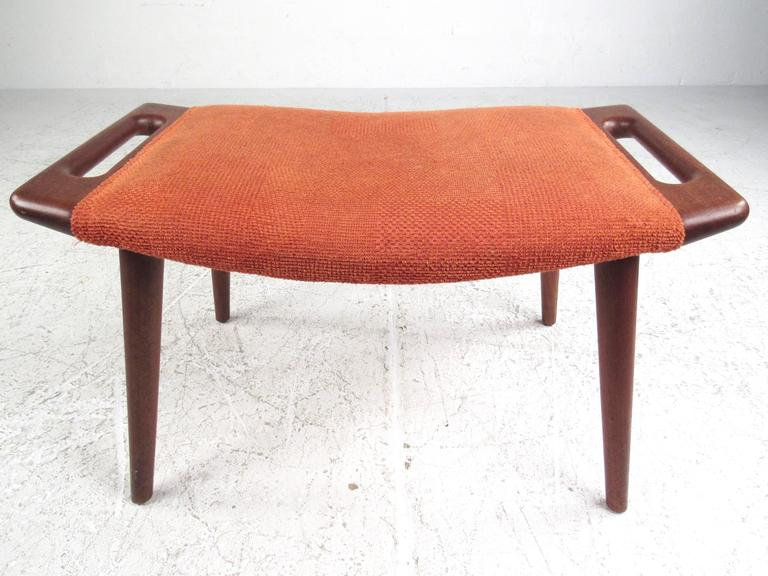 Hans Wegner Quot Papa Bear Quot Foot Stool For A P Stolen For