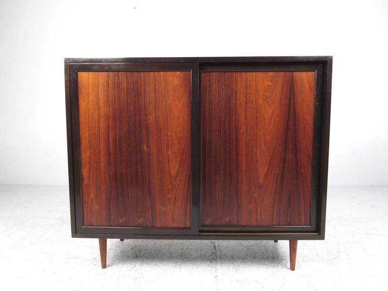American Mid-Century Modern Harvey Probber Storage Cabinet For Sale