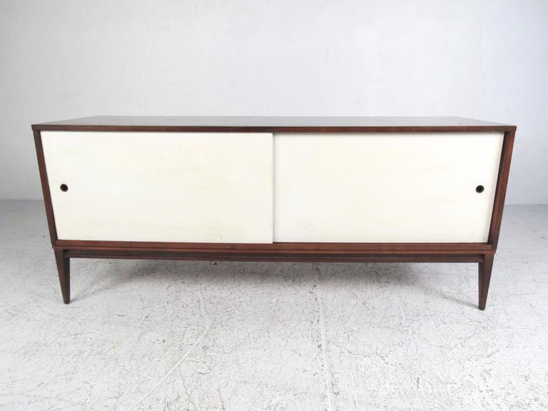 ikea sliding door tv cabinet diy medicine mid century modern wall