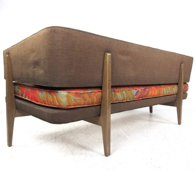 American Edward Wormley Sculptural Sofa for Dunbar For Sale