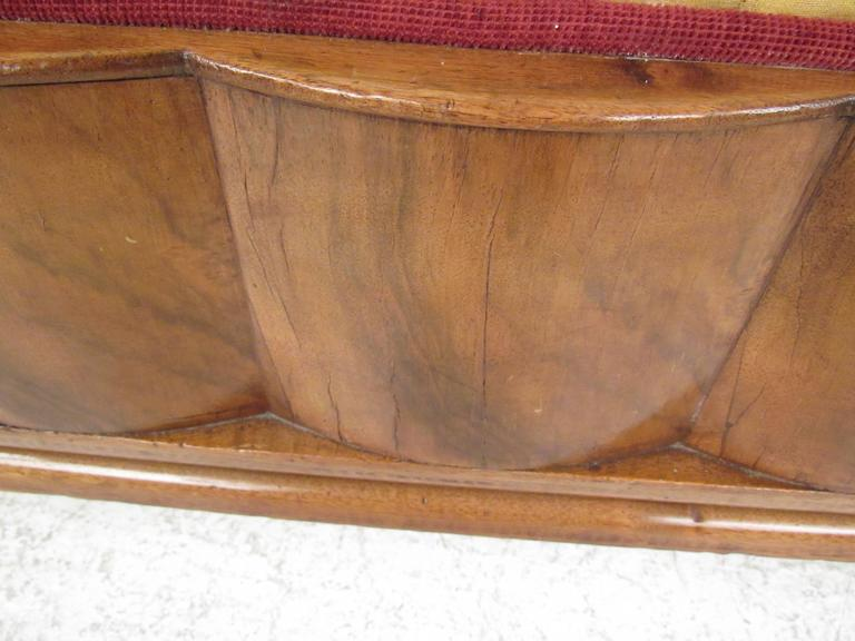 Art Deco Style Settee For Sale 1